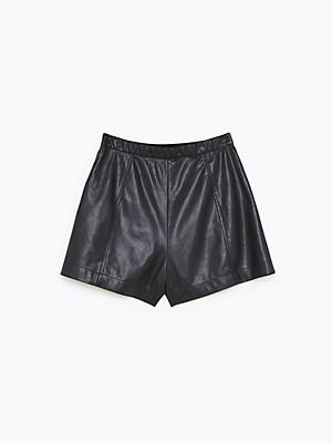 Shorts effetto gonna - PATRIZIA PEPE