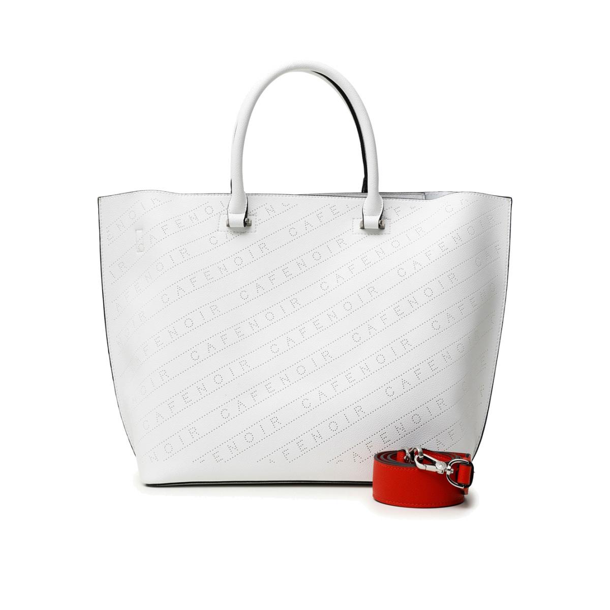 Shopping Bag con tracolla colorata