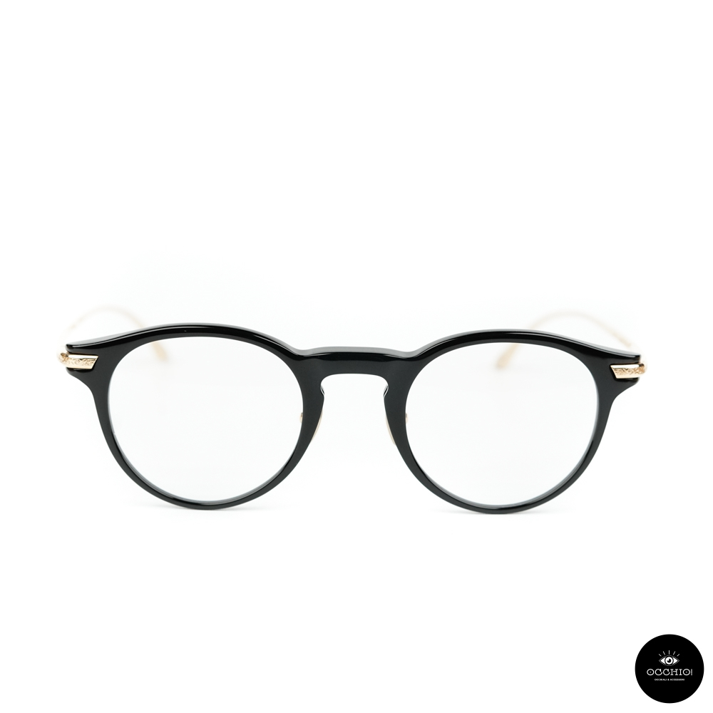 MASUNAGA designed by Kenzo, ALTAIR / black and Gold