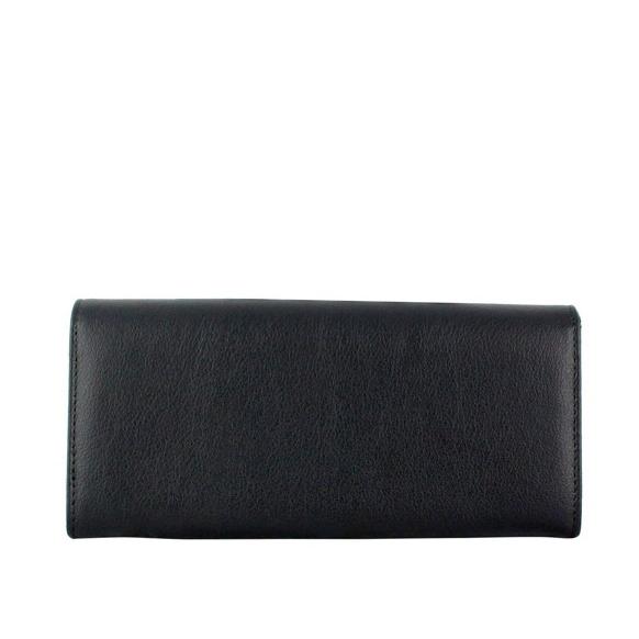 Portafoglio pelle nero - PATRIZIA PEPE