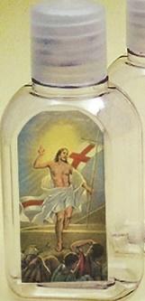 Bottiglietta plastica 50 ml. (1000 pz) Risorto