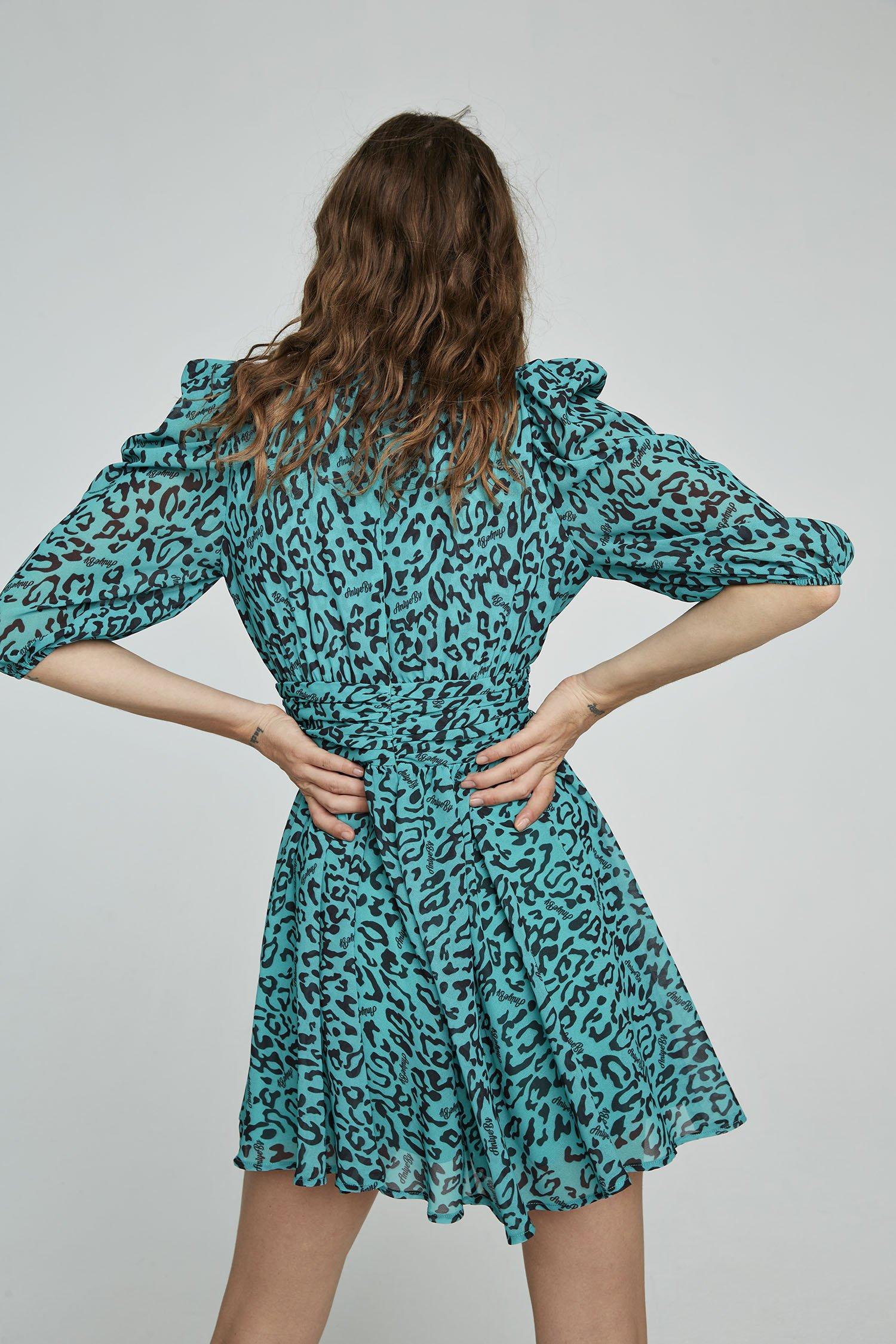 Abito Mini Dress Mindy rosa Aniye By.