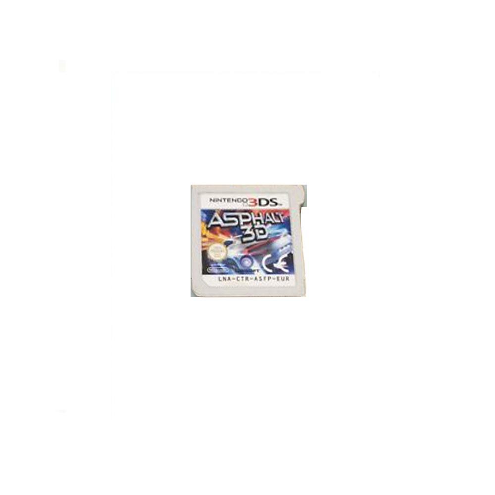 Asphalt 3D - USATO - 3DS