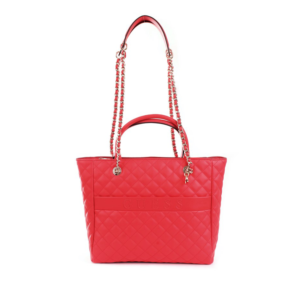 Shopper GUESS HWVG7970230 RED -21