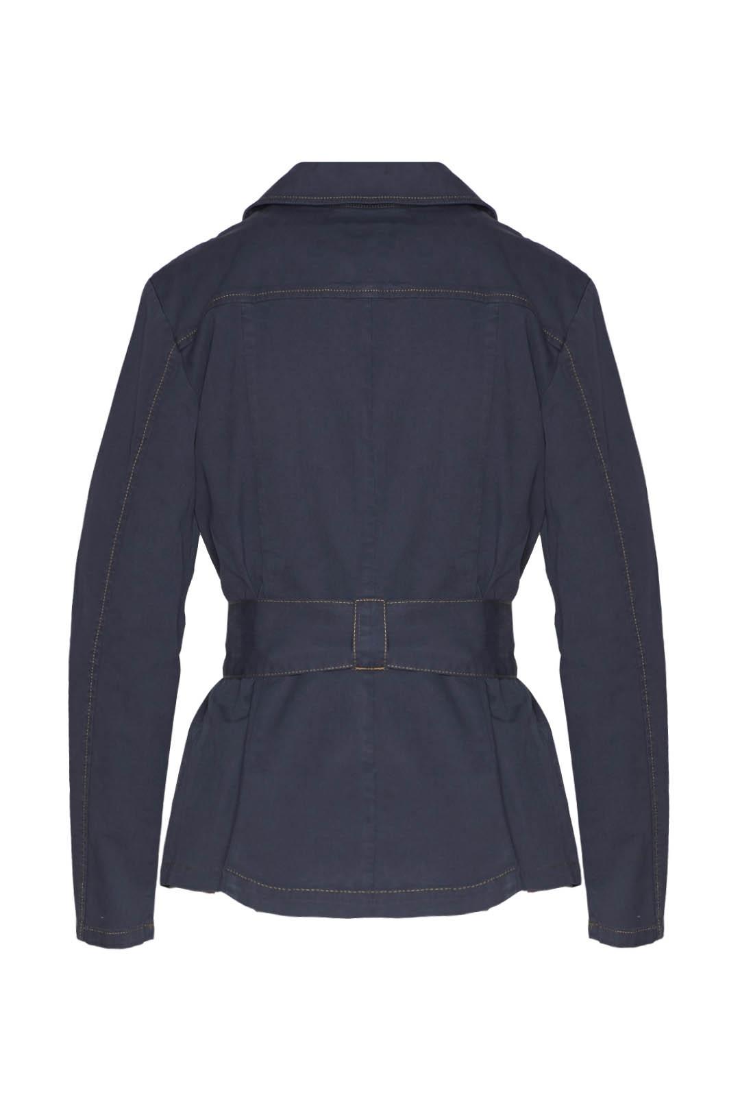 Sahariana Jacke aus Baumwolle 2