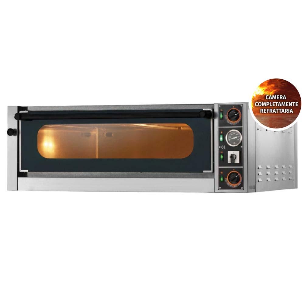 Forno Pizza Professionale M6 TOP Sovrapponibile - 6 x Ø 34 cm