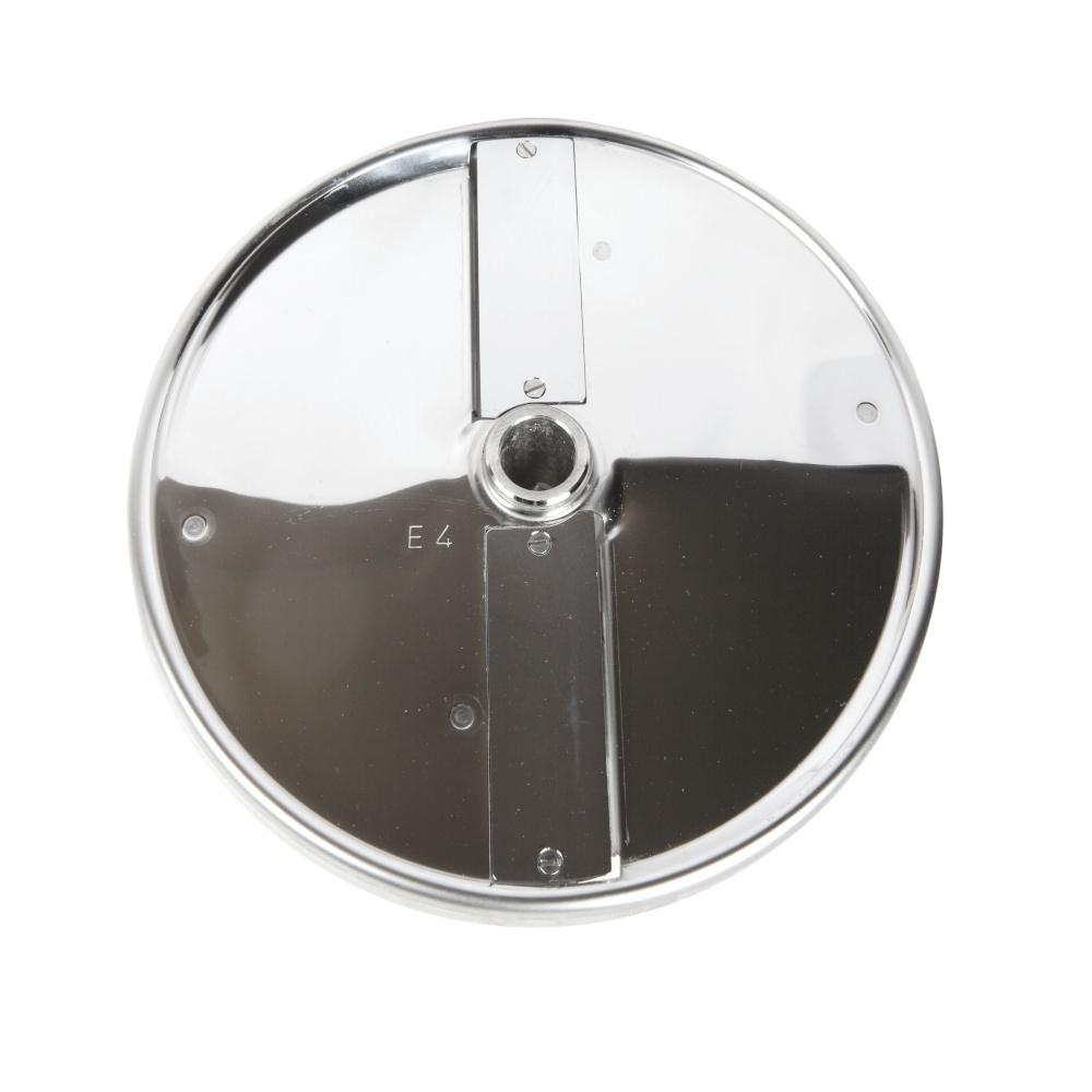 Disco Inox Taglio Fette E4I 4 mm