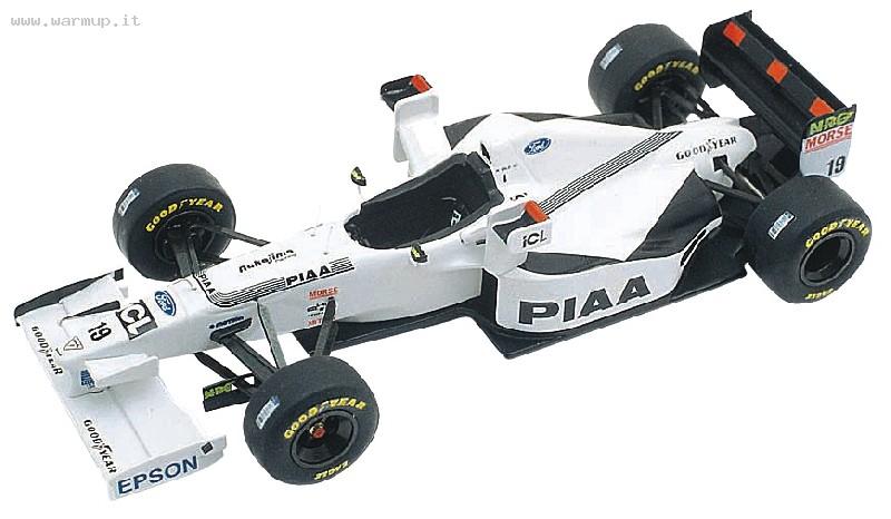 Tyrrell Ford 025 Argentine GP 1997 Salo - Verstappen 1/43 Tameo Kit