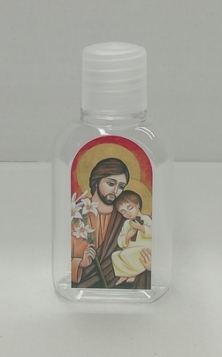 600 bottiglietta plastica 50 ml. S. Giuseppe