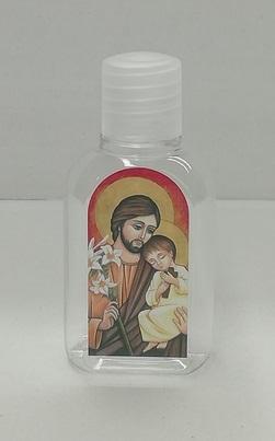 Bottiglietta plastica 50 ml. (100 pz) S. Giuseppe