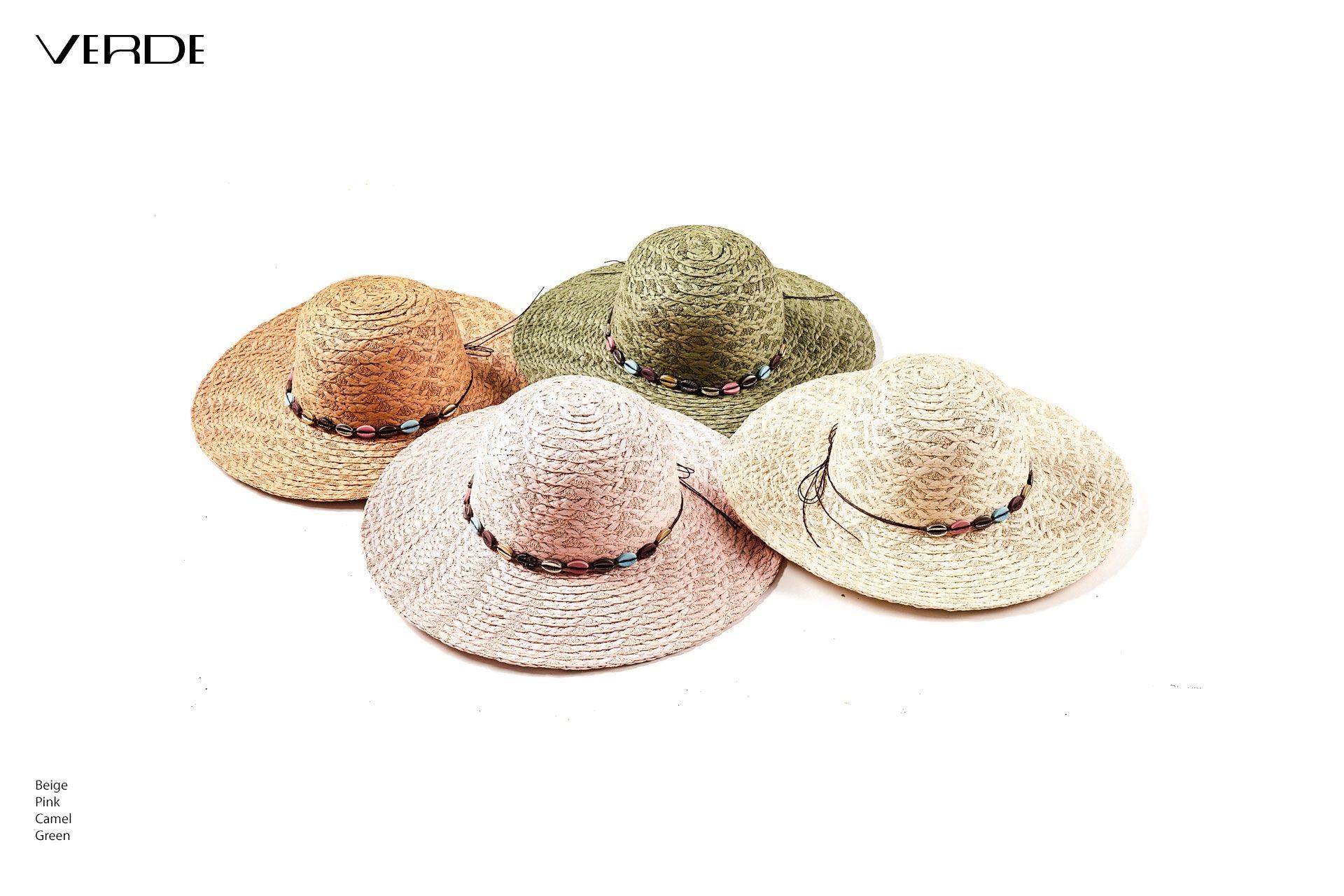 Cappelli da sole in paglia. Cappelli donna online