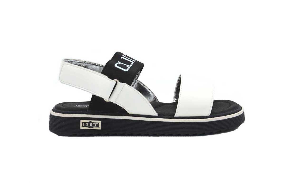 Datch sandalo con logo