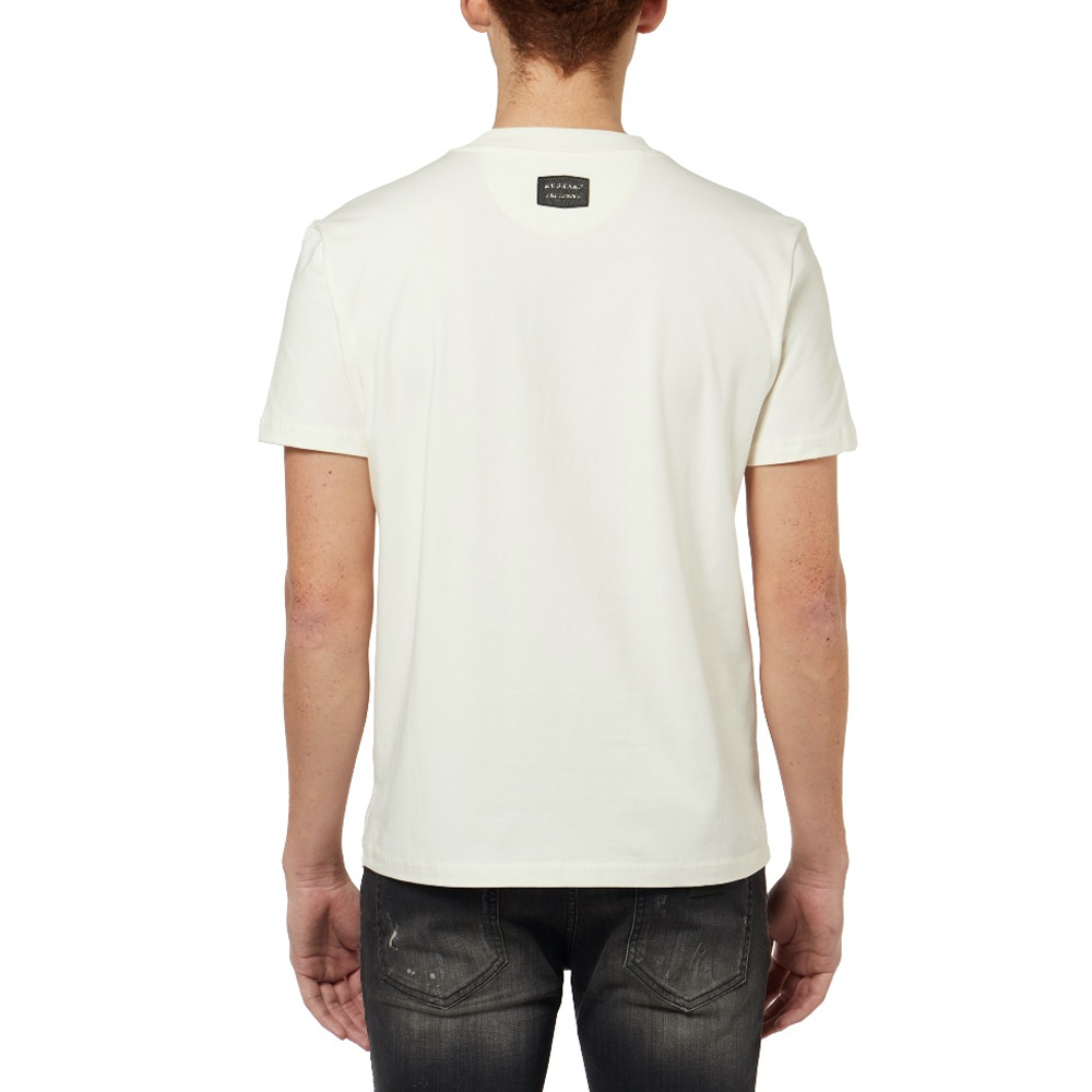 T-shirt MY BRAND 1 X21 001 A0011 OF.WHIT -21