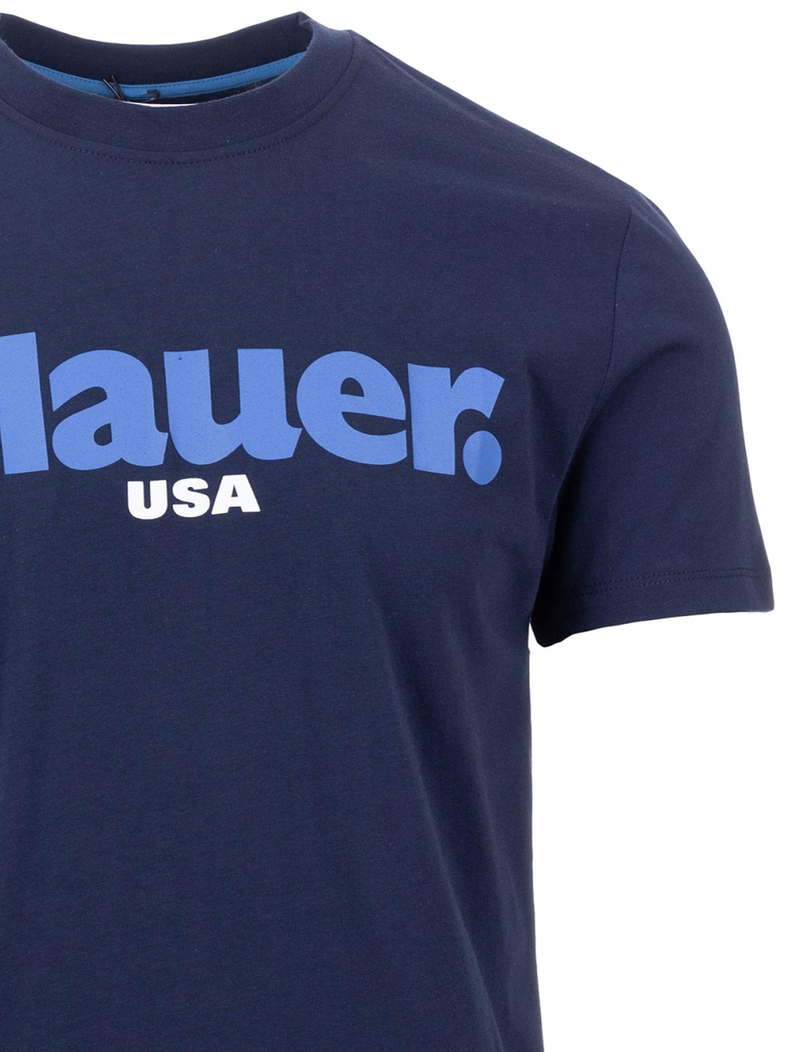 Blauer T-Shirt 21SBLUH02128 004547