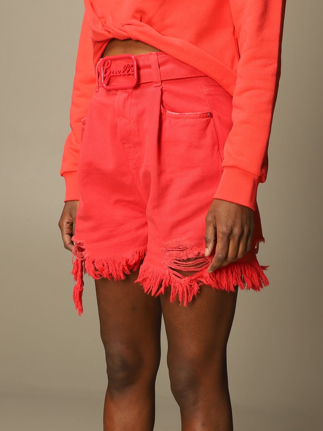 Short fragola gaelle paris