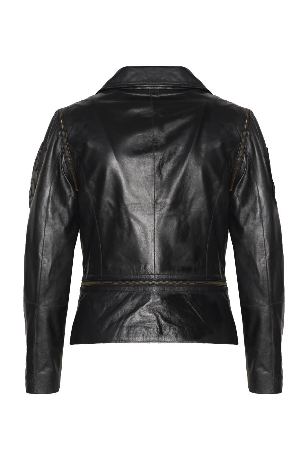 Soft Nappa leather jacket  2