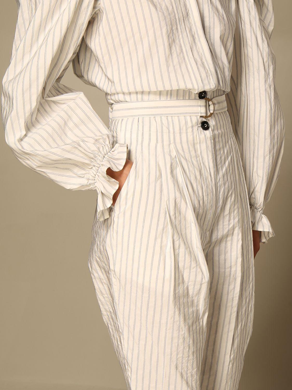 Pantalone gessato Philosophy di Lorenzo Serafini