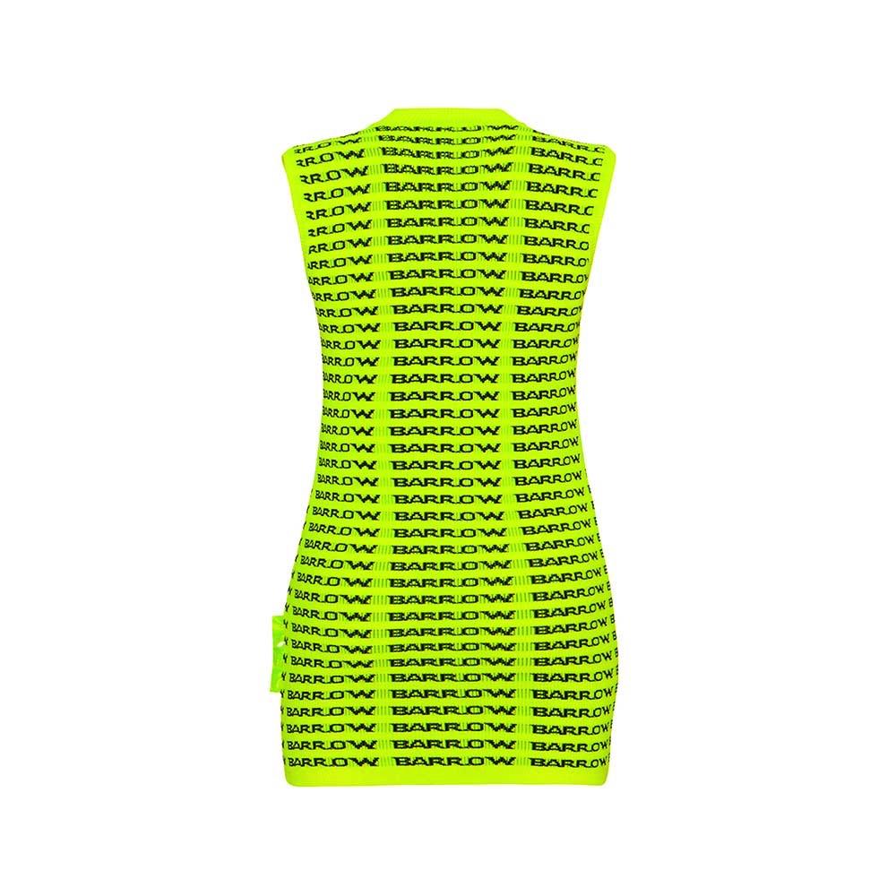 BARROW Dress Knitted Yellow