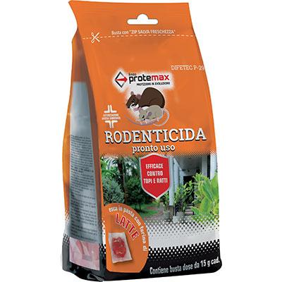 TOPICIDA PASTA DF PROTEMAX ROSSA GR 150