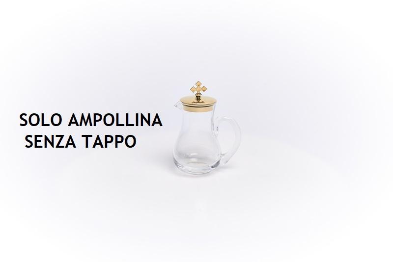 Ricambio ampolline in vetro 100 cc.