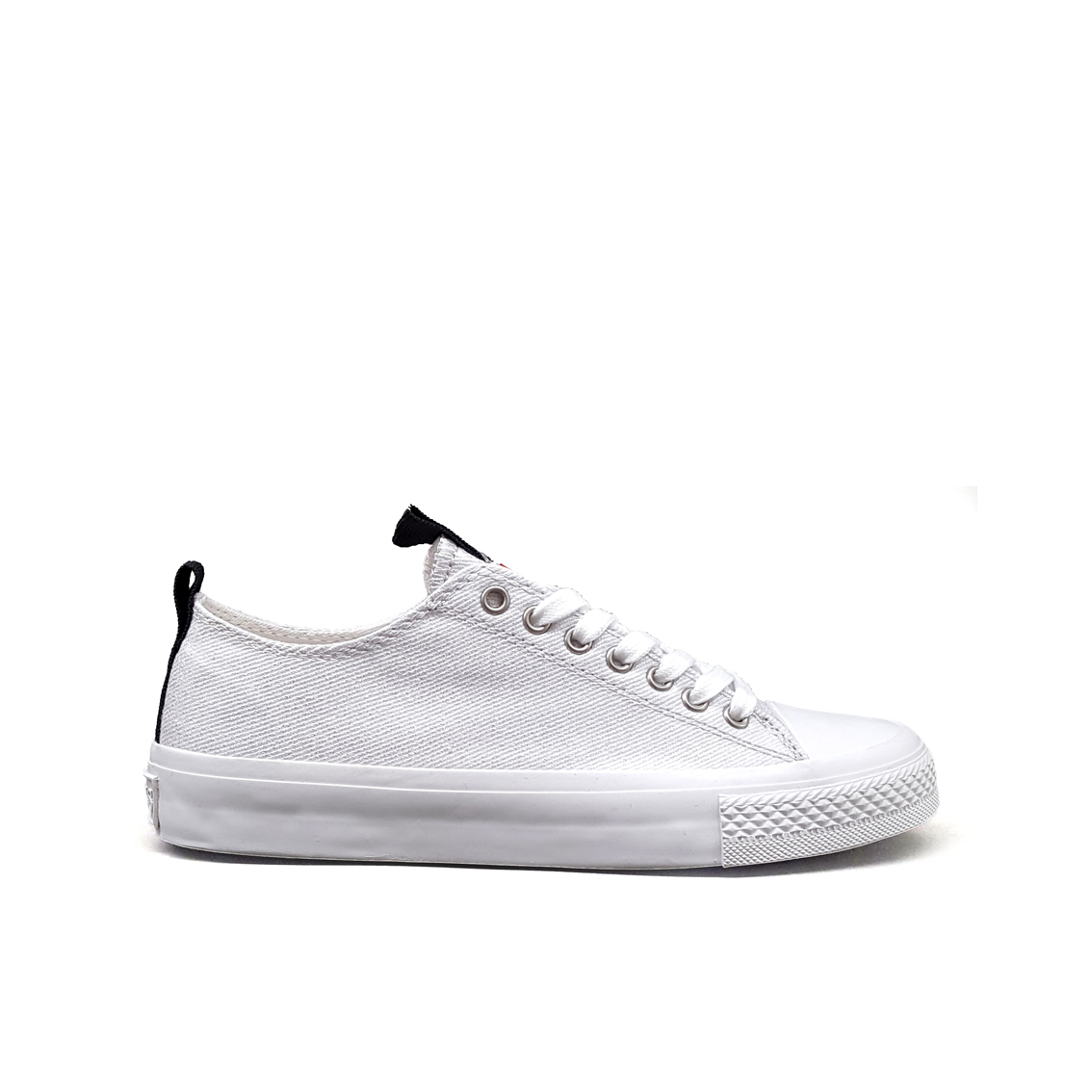 Sneaker argento Guess