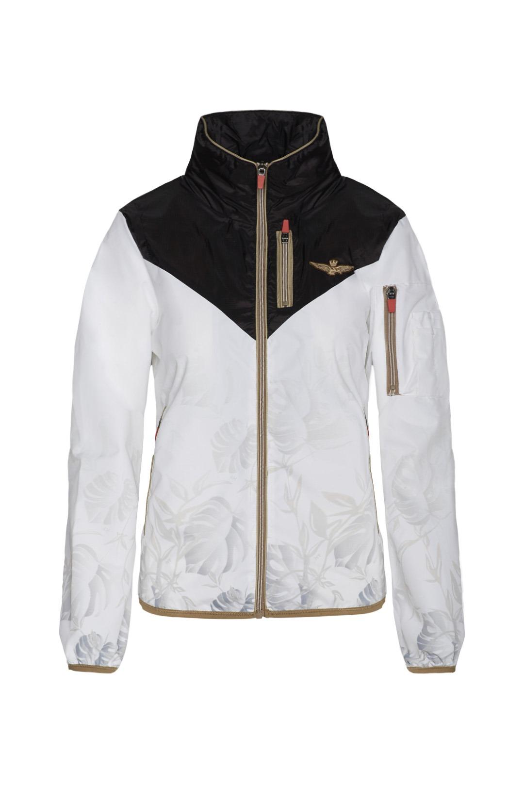 Tropical pattern Jacket                        1