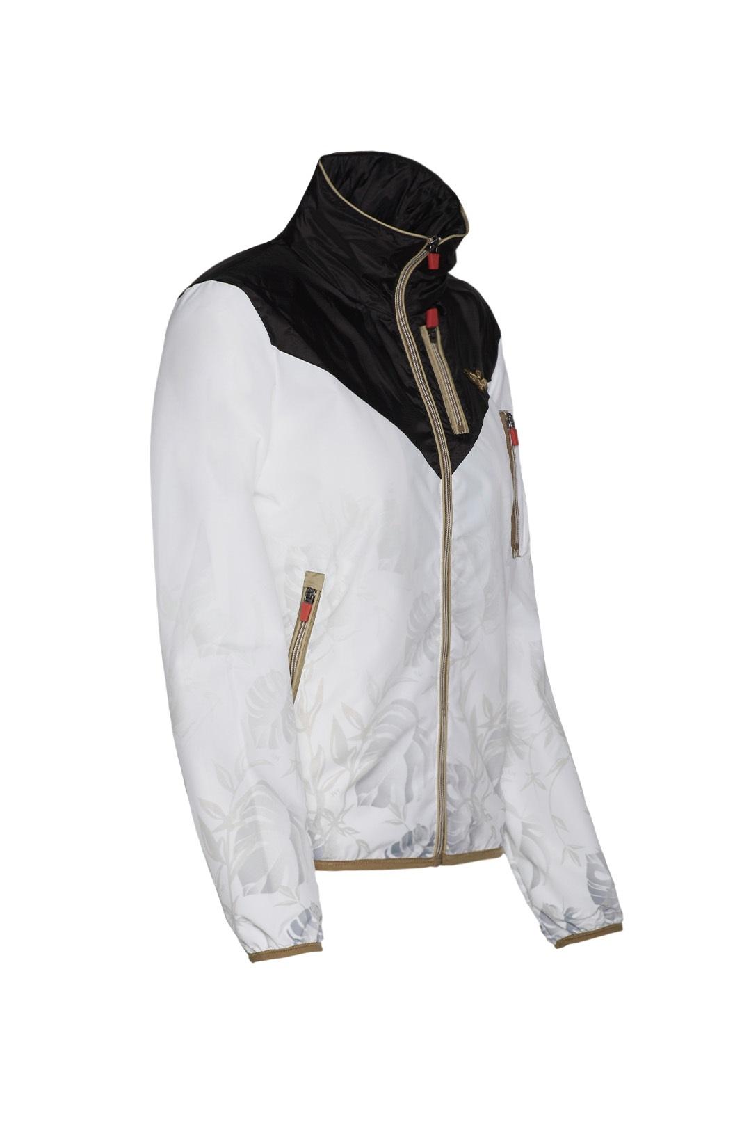 Tropical pattern Jacket                        3