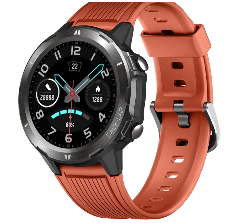 SMARTWATCH jast minute Iron by Lowell compatibili Ios e Android