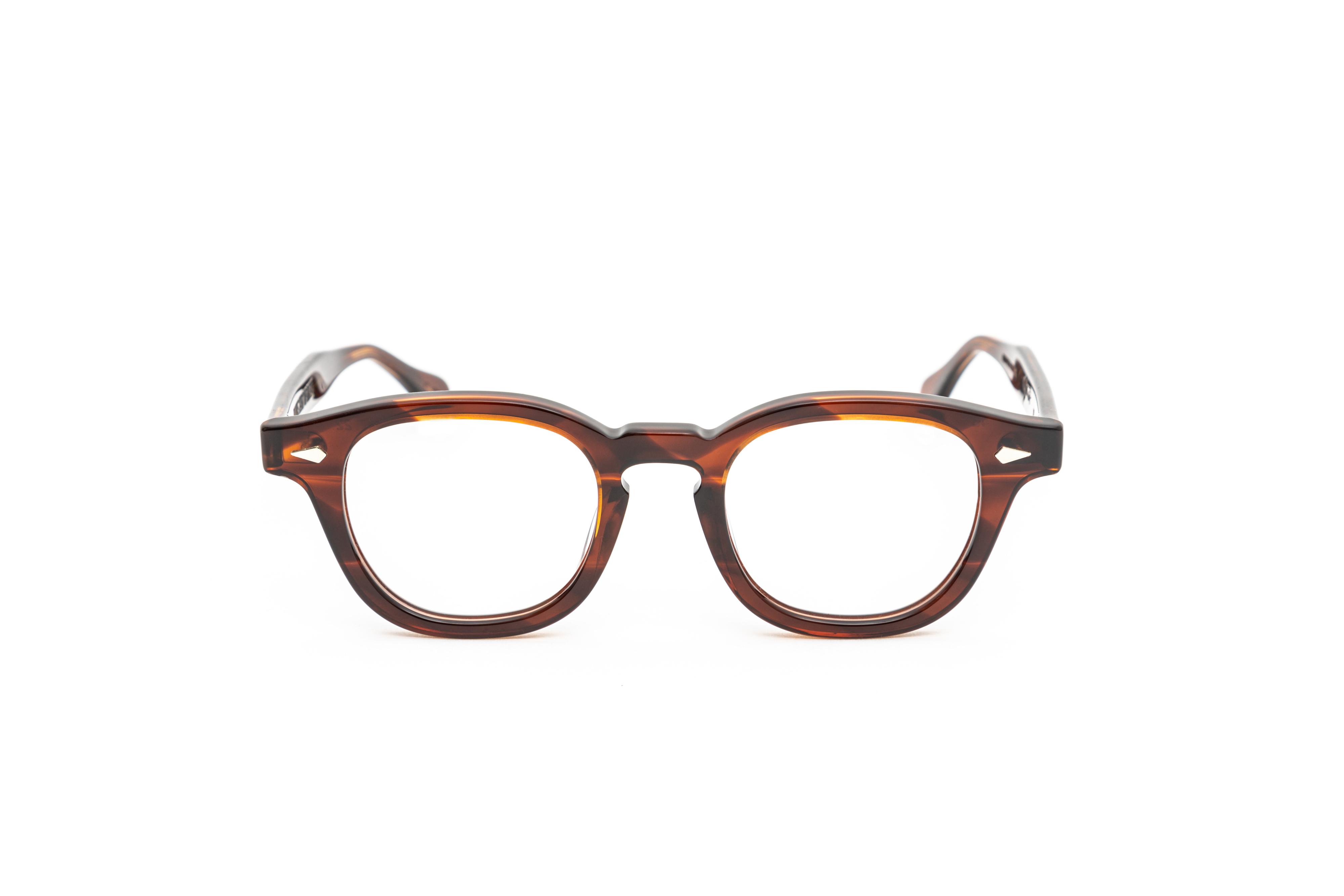 Julius Tart Optical , AR Demi Amber