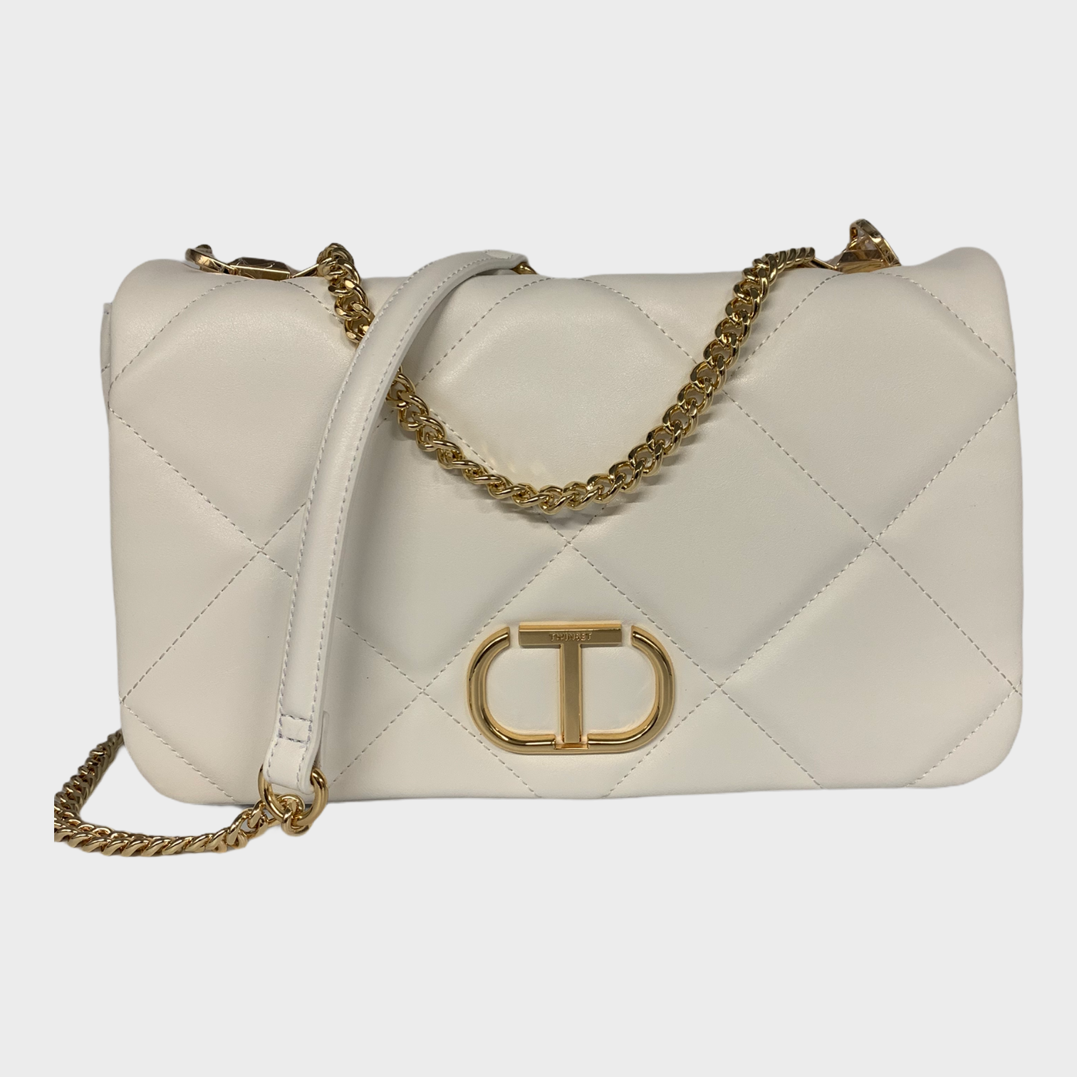SHOPPING ON LINE TWINSET MILANO BORSA IN ECO PELLE NEW COLLECTION SPRING/SUMMER 2021