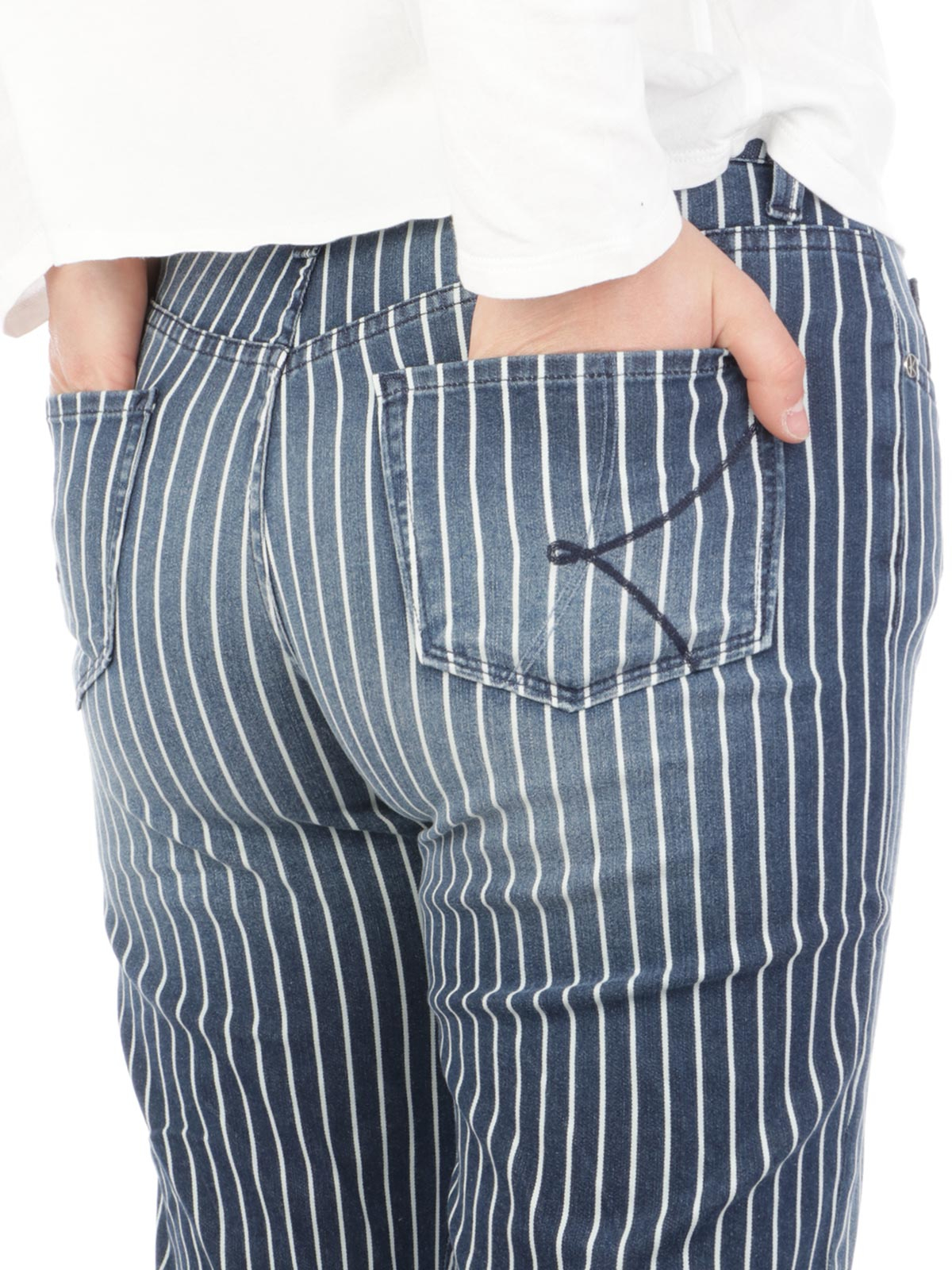 Pantalone Denim Kaos