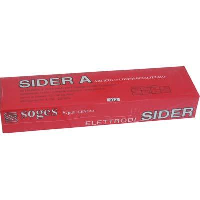 ELETTRODO BASICO SIDER A MM 2,50X300