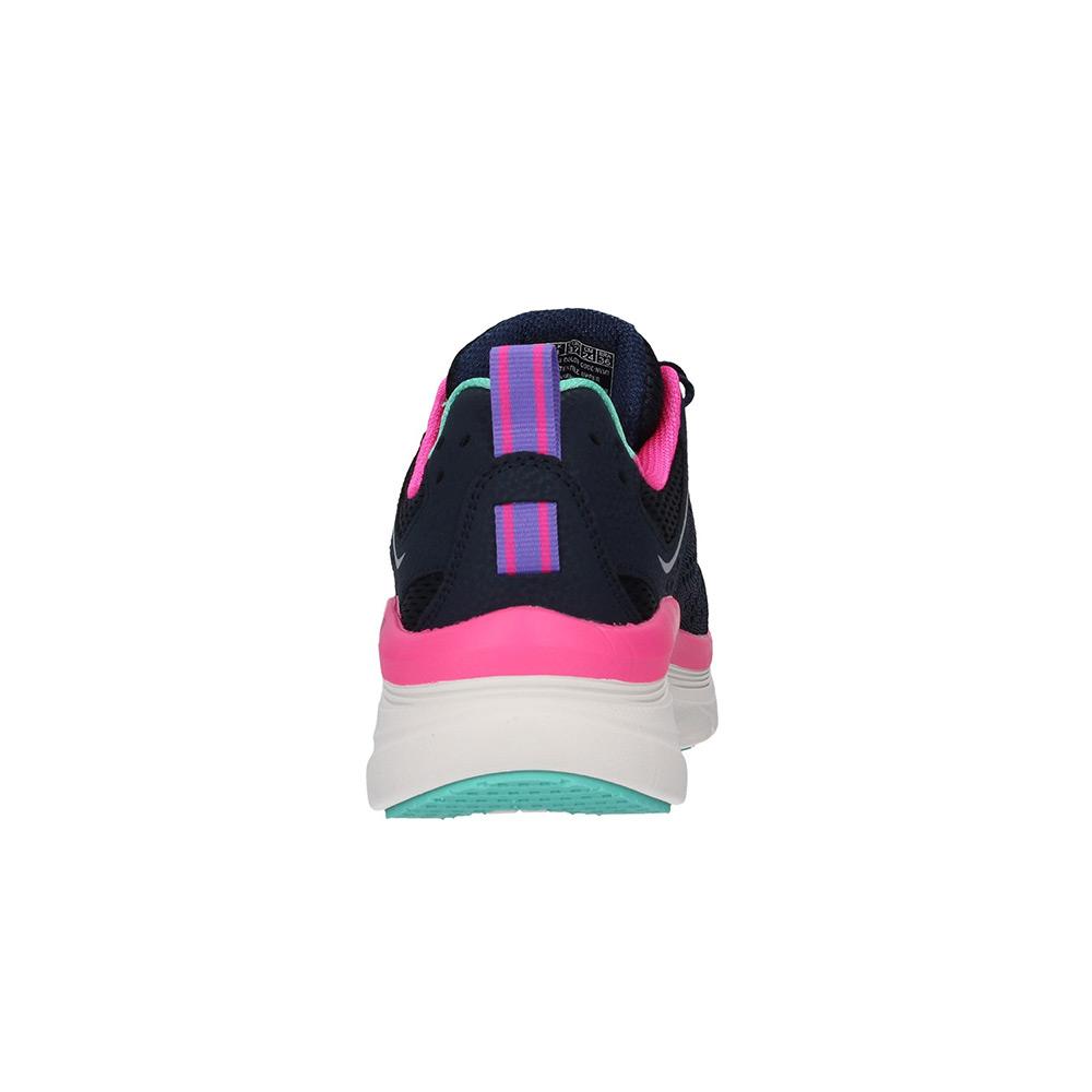 Sneakers Donna D'Lux Walker Skechers 149023 NVMT  -21