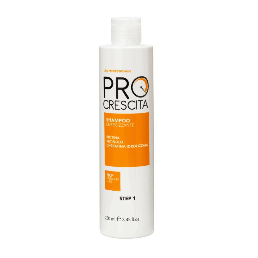 Shampoo Energizzante Stimolante