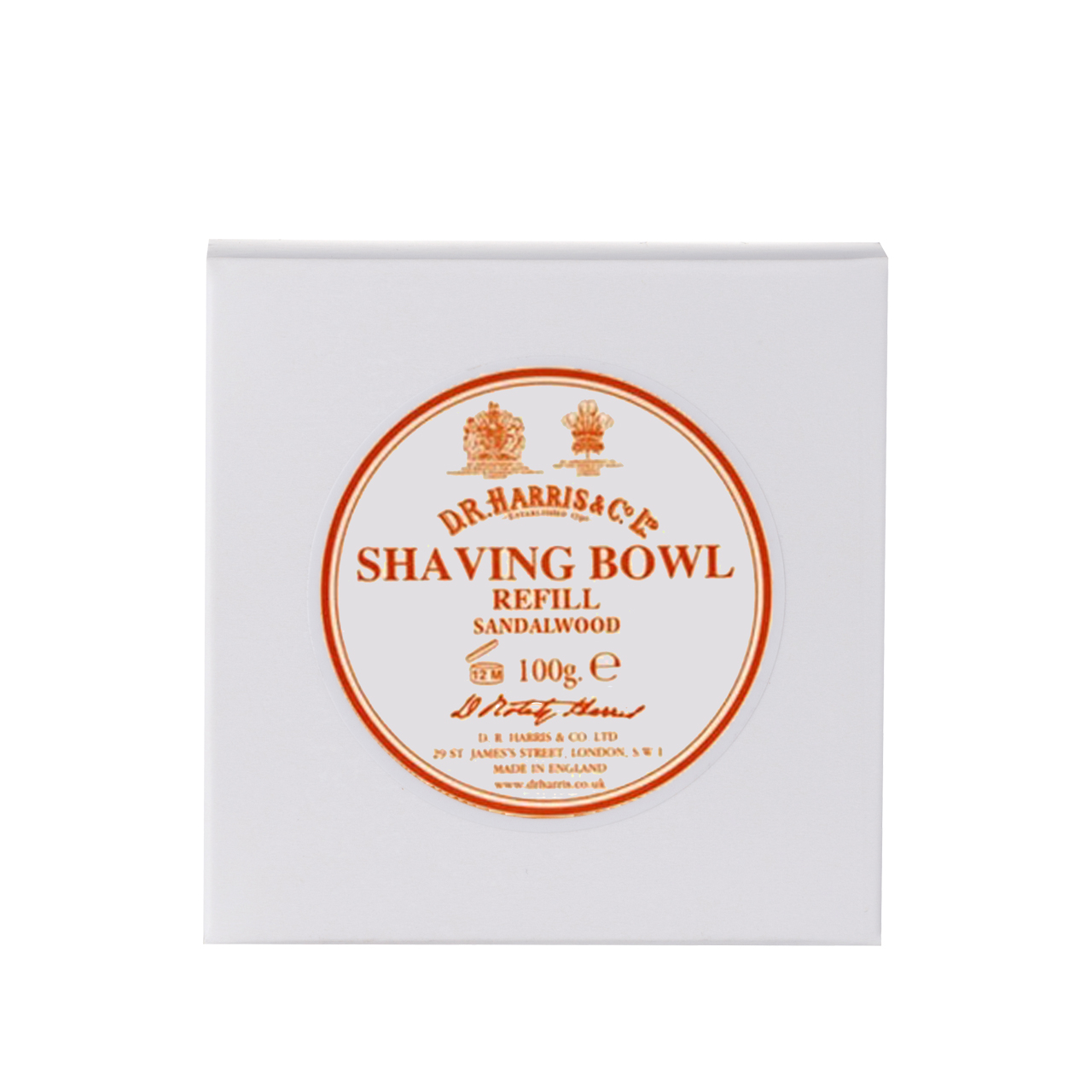 Sandalwood - Shaving Soap Refill