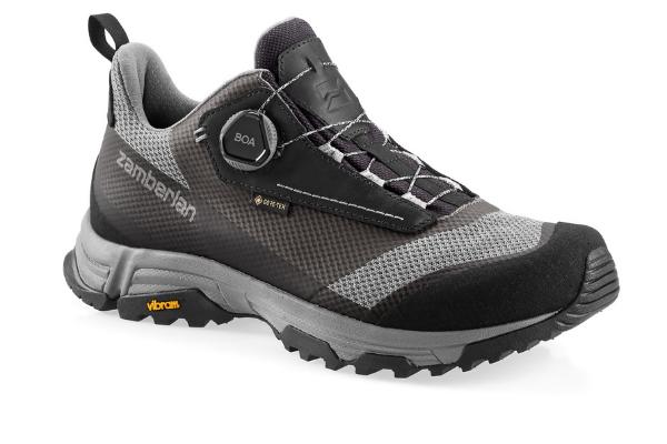 167 MAMBA LOW GTX BOA - Scarpe Hiking - Black
