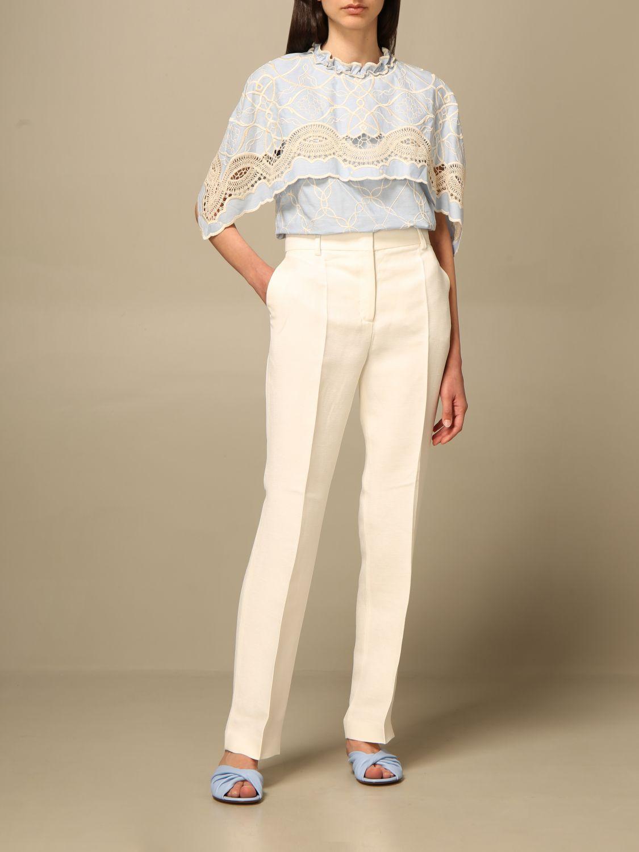 Pantalone elegante alberta ferretti