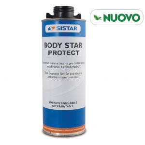 BODY-STAR PROTECT PROTETTIVO CEROSO PER SCATOLATI 1 LT SISTAR