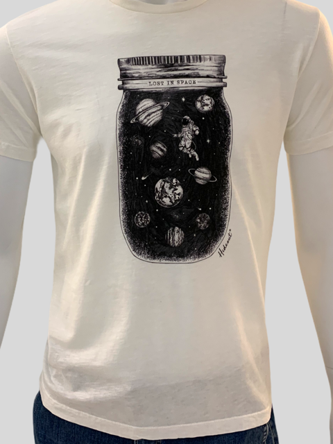 SHOPPING ON LINE HIDEOUT T-SHIRT LOST IN SPACE NEW COLLECTION SPRING/SUMMER 2021