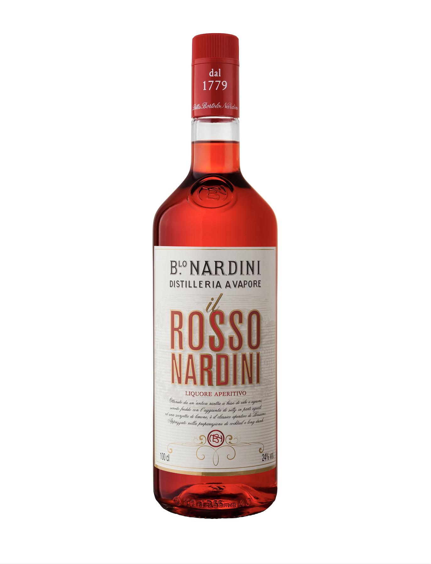 Rosso Nardini box