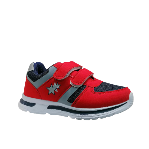 Sneakers Bambino Madigan Makzbabilon Rosso 29/34