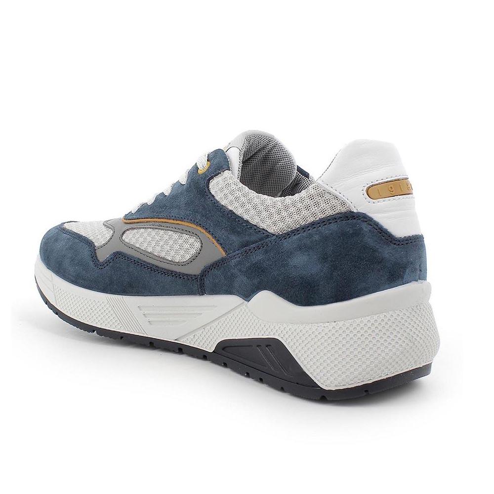 Sneakers Uomo IGI&CO 7125122 Blu Chiaro