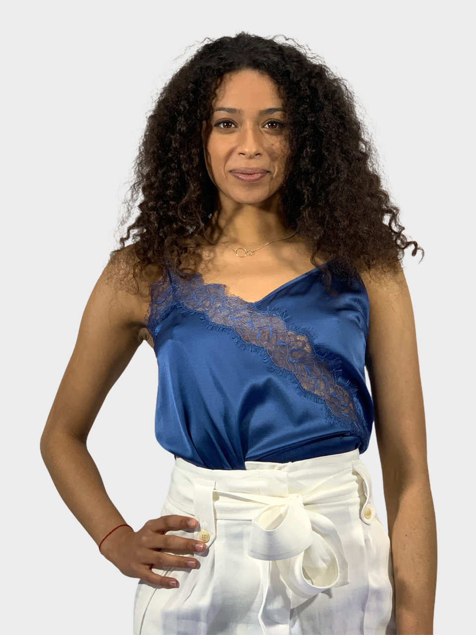 SHOPPING ON LINE PINKO TOP IN SATIN DI SETA STRETCH NEW  COLLECTION  WOMEN'S  SPRING  SUMMER 2021