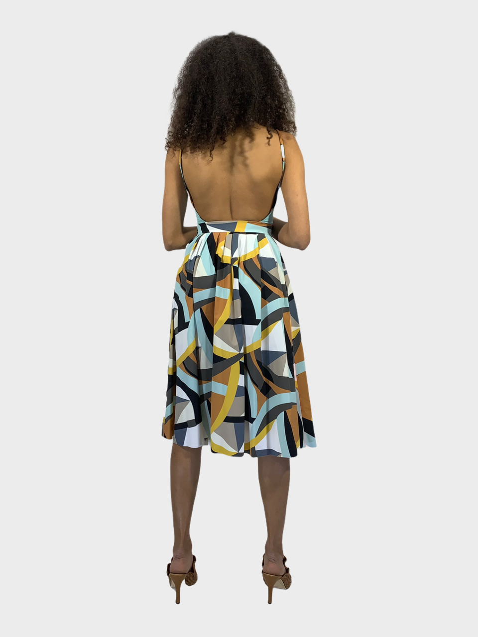 SHOPPING ON LINE RRD ROBERTO RICCI DESIGNS LONG SKIRT RAINBOW LADY NEW  COLLECTION  WOMEN'S  SPRING  SUMMER 2021