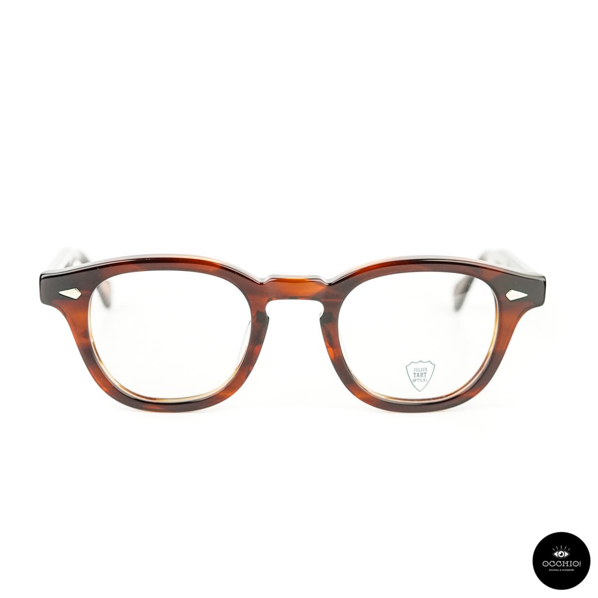Julius Tart Optical , AR Amber