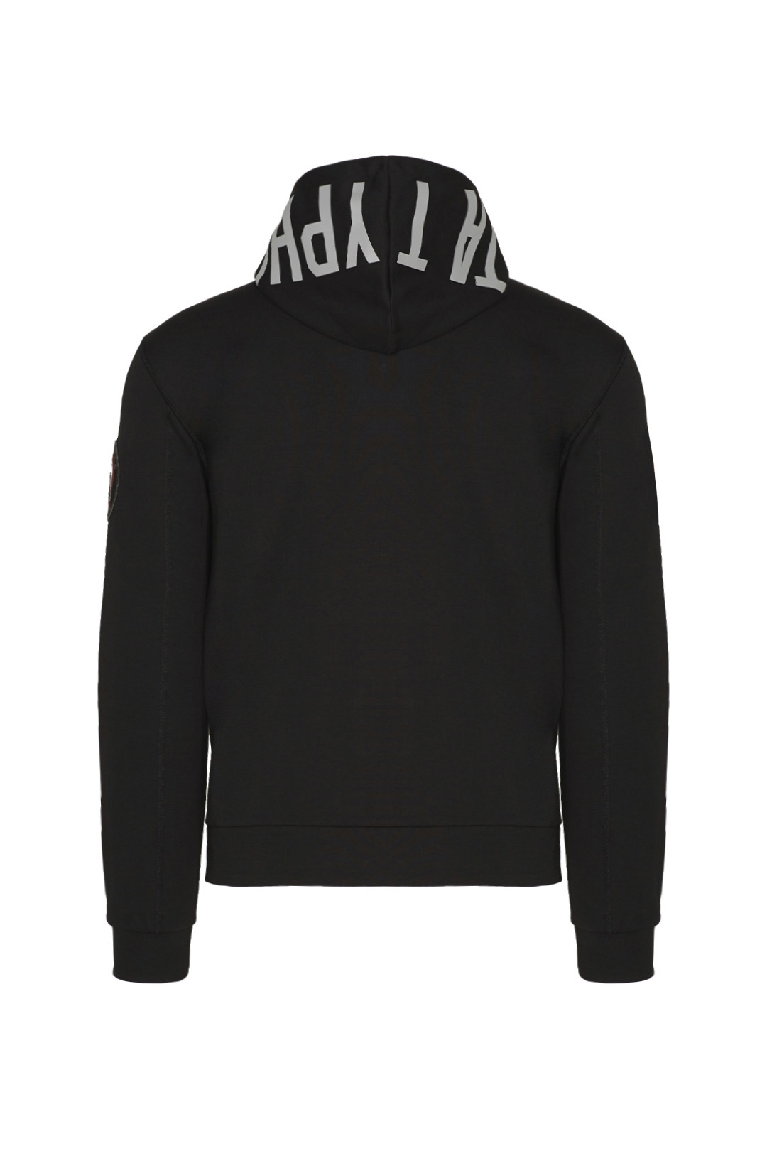 HOODED SWEATSHIRT                        2
