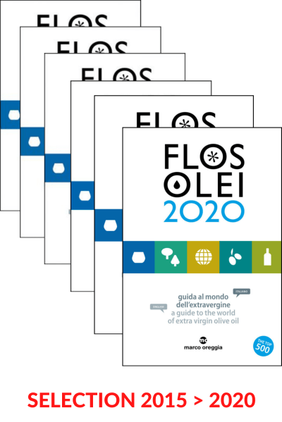 Flos Olei from 2015 to 2020