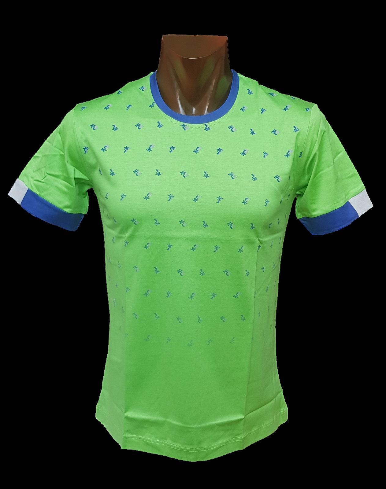 T-shirt, Maglietta uomo a manica corta girocollo Filo di Scozia FERRUCCI - EFESO