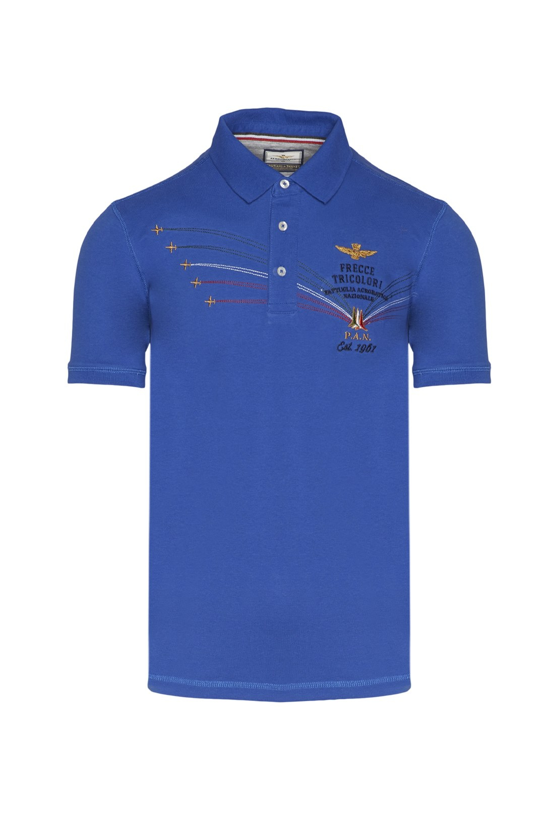 SHORT SLEEVE POLO                        1