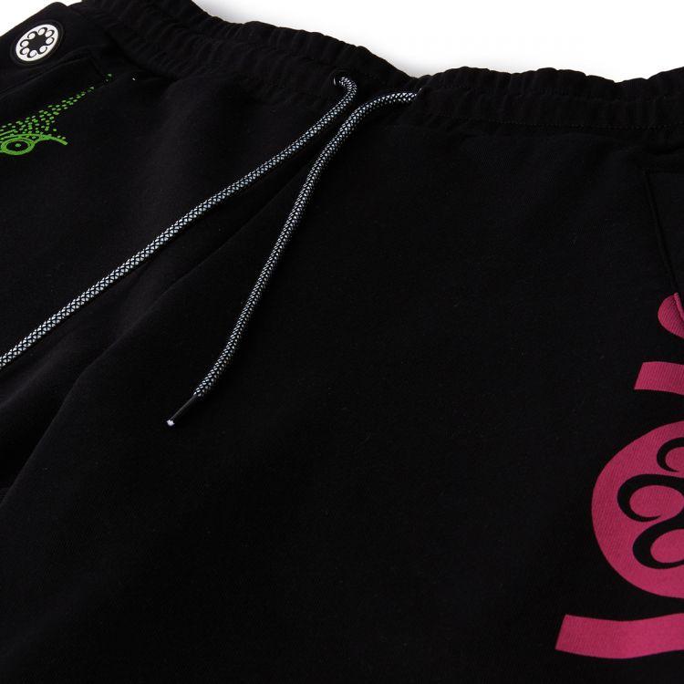OCTOPUS Sweatshort Logo Black